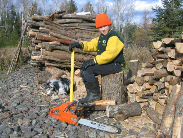 Chain Saw Safety And Chainsaw