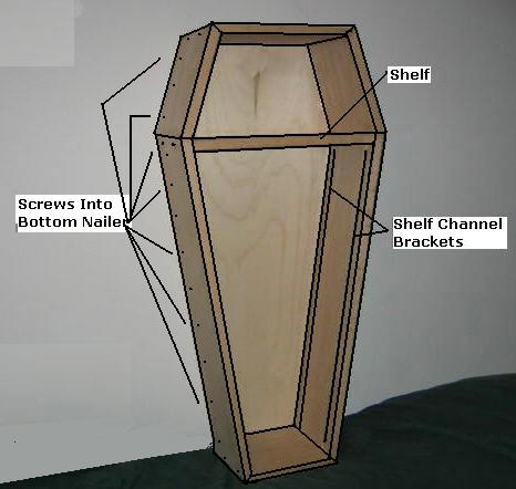 Free Coffin Plans - How to Build A Coffin - How to Build A ...