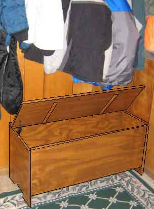 Peachy Free Entryway Storage Bench Plans How To Build An Entryway Alphanode Cool Chair Designs And Ideas Alphanodeonline