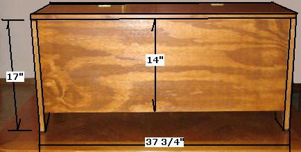Free Entryway Storage Bench Plans - How To Build An Entryway ...