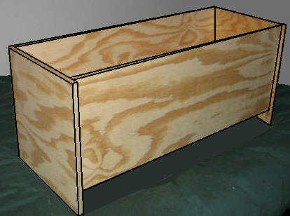 Free Entryway Storage Bench Plans - How To Build An Entryway Storage ...