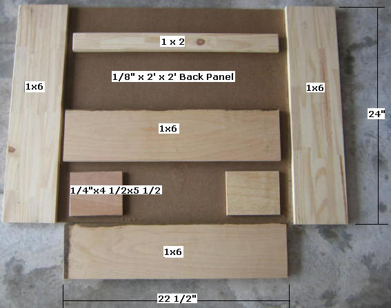 Free Gun Rack Plans How To Build A Gun Rack