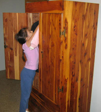 Free Armoire Wardrobe Closet Plans How To Build A