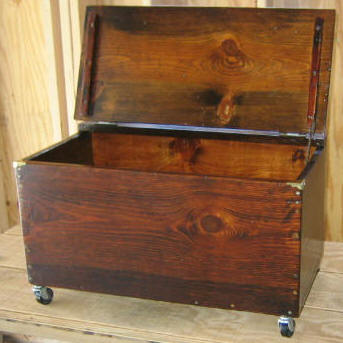 Free Fire Wood Box Plans How To Build A Wood Box